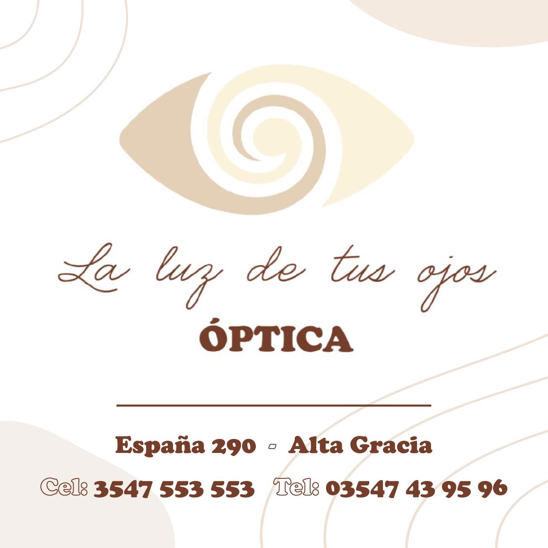 La Luz De Tus Ojos Optica